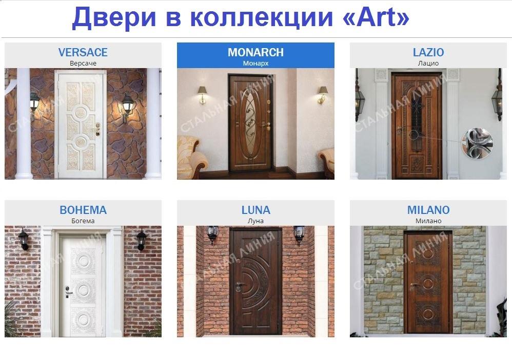 Двери в коллекции «Art»